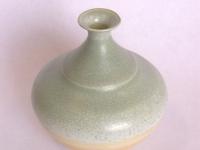 Bouteille en céramique
